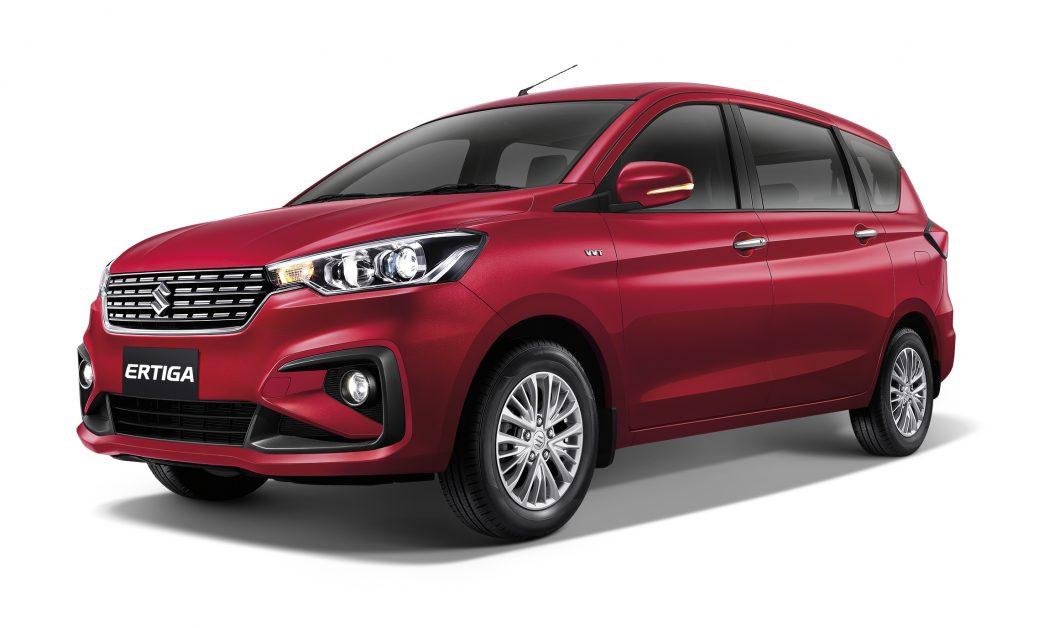 รีวิว รถใหม่ 2019 ล่าสุด All New Suzuki ERTIGA มินิเอ็มพีวี 7 ที่นั่ง