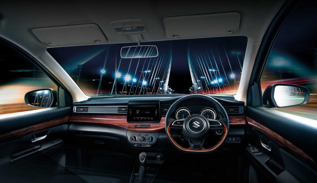 รีวิว รถใหม่ 2019 ล่าสุด All New Suzuki ERTIGA มินิเอ็มพีวี 7 ที่นั่ง ภายใน