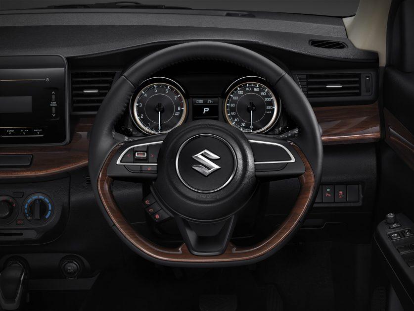 รีวิว รถใหม่ 2019 ล่าสุด All New Suzuki ERTIGA มินิเอ็มพีวี 7 ที่นั่ง ภายในสวย