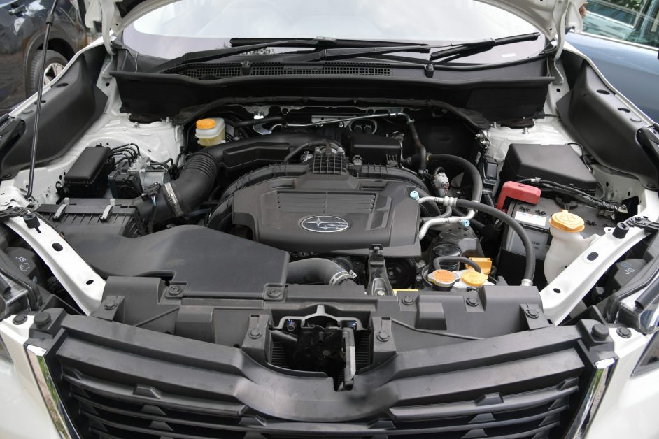 ลอง ซูบารุ ฟอเรสเตอร์ (Subaru Forester) รุ่นประกอบในประเทศ