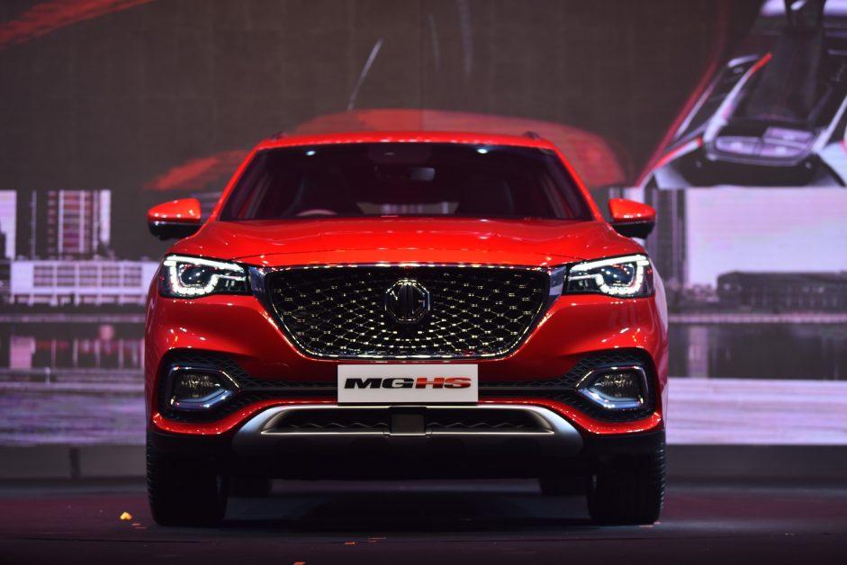 รีวิวรถใหม่ 2019 : NEW MG HS เอสยูวี มาดหรู  5.