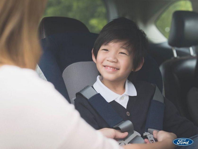 ข่าว รถ วันนี้ : เบาะนั่งนิรภัย เรื่องใหญ่ของเจ้าตัวเล็ก