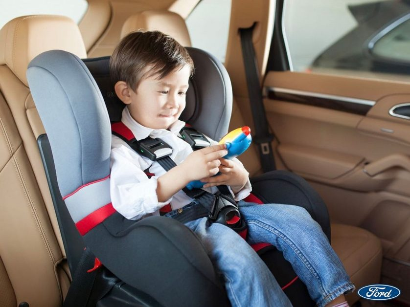 ข่าว รถ วันนี้ : เบาะนั่งนิรภัย เรื่องใหญ่ของเจ้าตัวเล็ก  3.