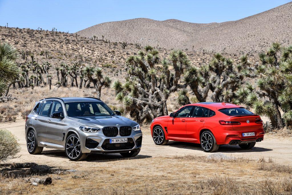 ข่าวรถวันนี้ : BMW เปิดจอง X3 M ใหม่ และ X4 M ใหม่ ผ่านช่องทางออนไลน์