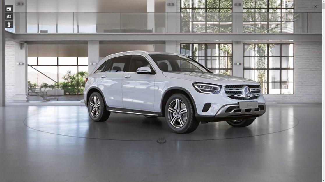 2. รีวิวรถใหม่ 2019 : Mercedes-Benz GLC และ GLC Coupé โฉมใหม่ ประกอบในประเทศ