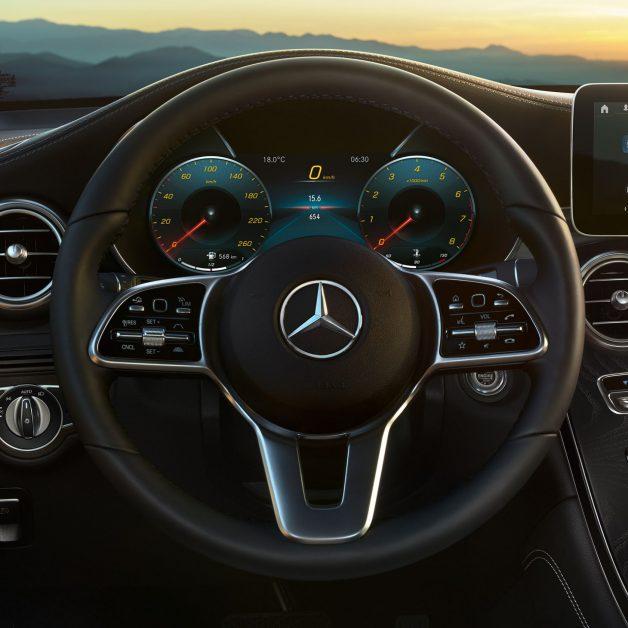 4. รีวิวรถใหม่ 2019 : Mercedes-Benz GLC และ GLC Coupé โฉมใหม่ ประกอบในประเทศ