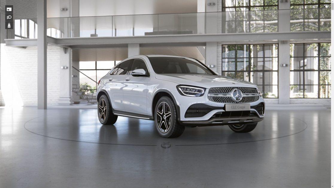 6. รีวิวรถใหม่ 2019 : Mercedes-Benz GLC และ GLC Coupé โฉมใหม่ ประกอบในประเทศ