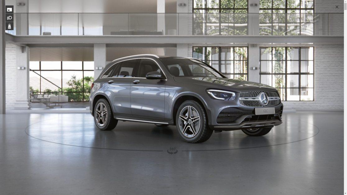 11. รีวิวรถใหม่ 2019 : Mercedes-Benz GLC และ GLC Coupé โฉมใหม่ ประกอบในประเทศ