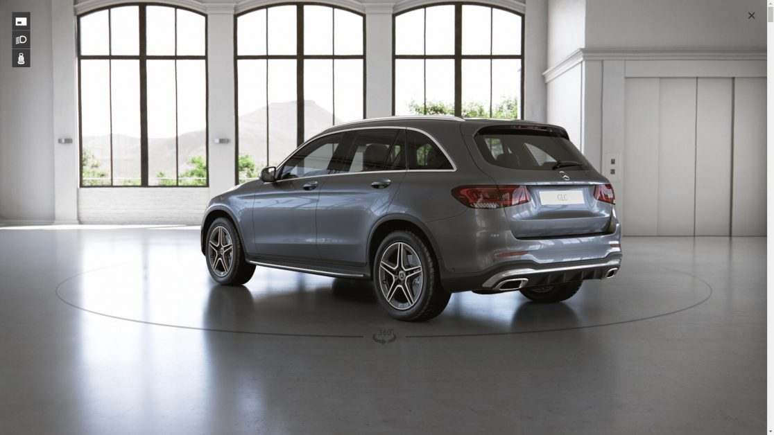 12. รีวิวรถใหม่ 2019 : Mercedes-Benz GLC และ GLC Coupé โฉมใหม่ ประกอบในประเทศ