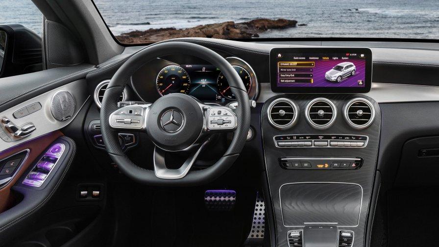13. รีวิวรถใหม่ 2019 : Mercedes-Benz GLC และ GLC Coupé โฉมใหม่ ประกอบในประเทศ