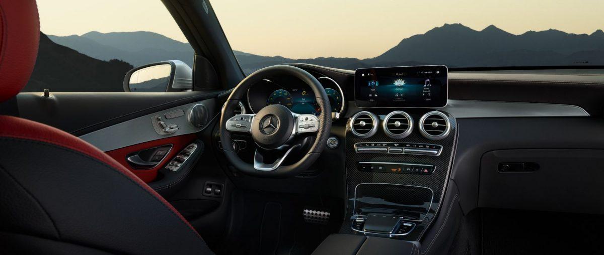 10.รีวิวรถใหม่ 2019 : Mercedes-Benz GLC และ GLC Coupé โฉมใหม่ ประกอบในประเทศ