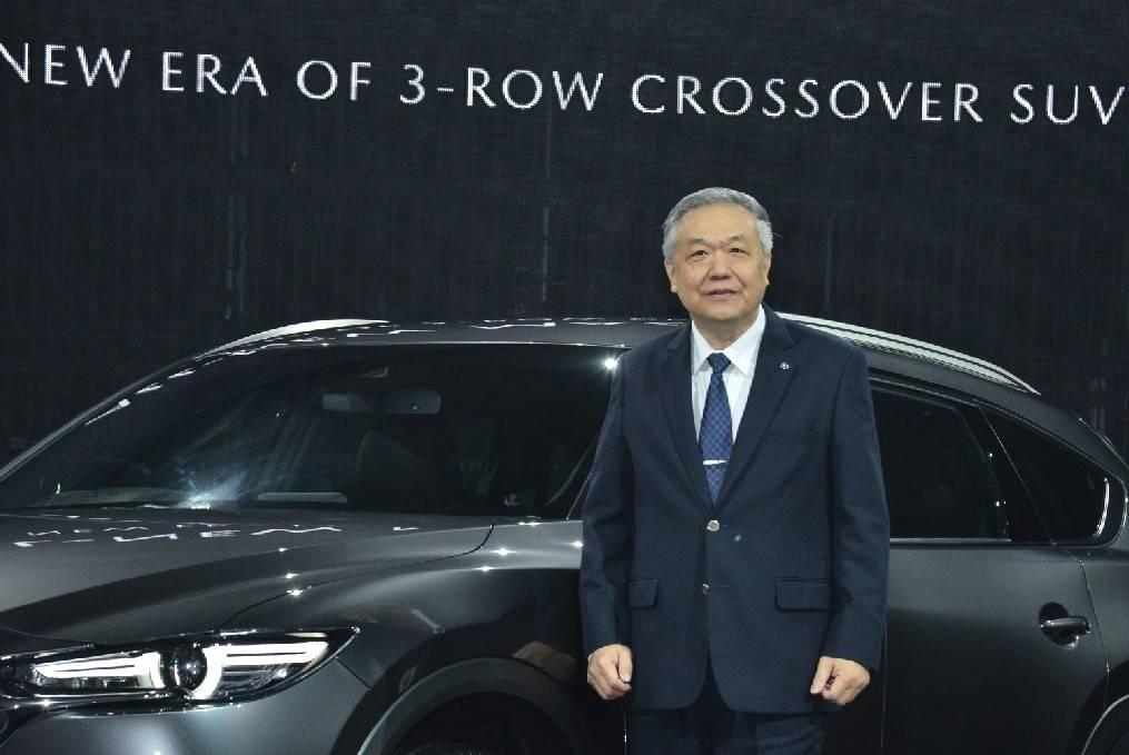 รีวิวรถใหม่2019 :  นายชาญชัย ตระการอุดมสุข ประธานบริหาร มาสด้า เซลส์ ประเทศไทย