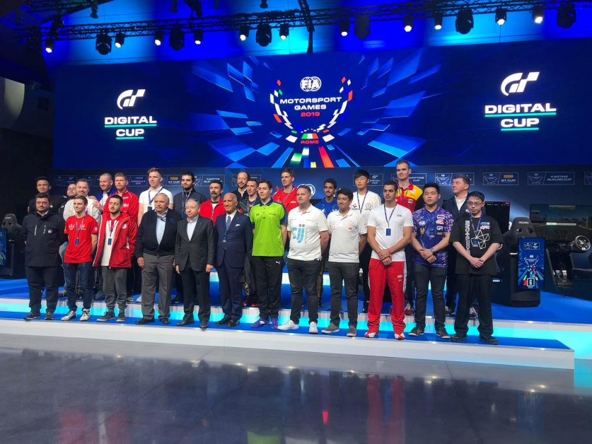 1.ข่าวรถวันนี้ : GP eRacing ส่ง ธนานนท์ อินทองสุข นักแข่งตัวเเทนประเทศไทย ในหมวด Digital Cup สู้ศึก โอลิมปิกรถแข่ง FIA MOTORSPORT GAMES ที่ประเทศ อิตาลี