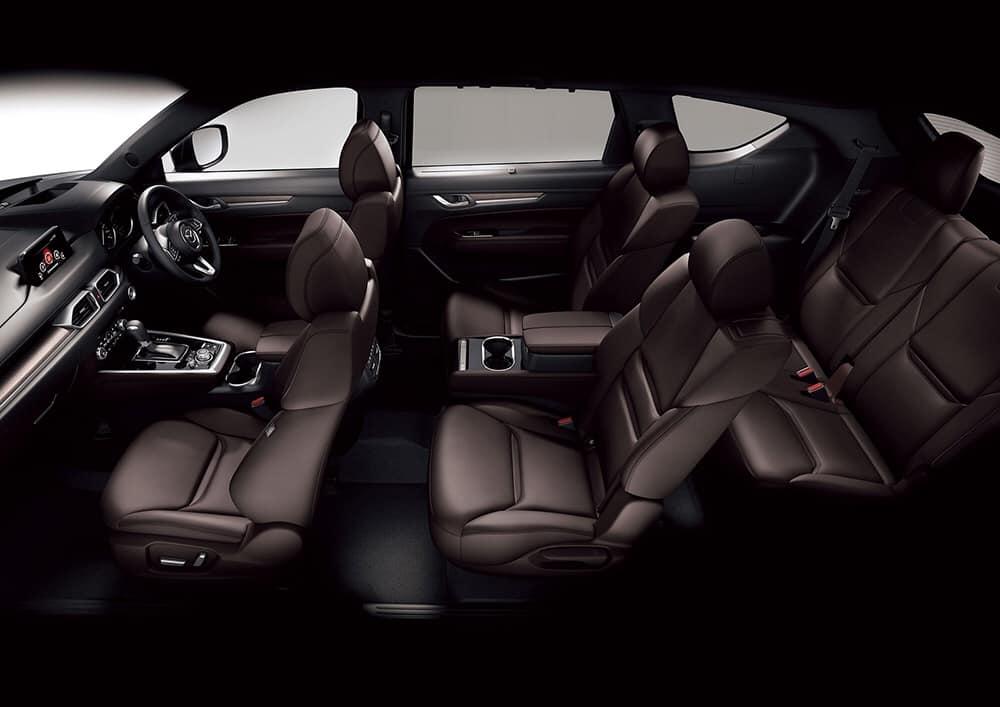 3. รีวิวรถใหม่ : All-New Mazda CX-8 พรีเมียม 3-Row Crossover SUV