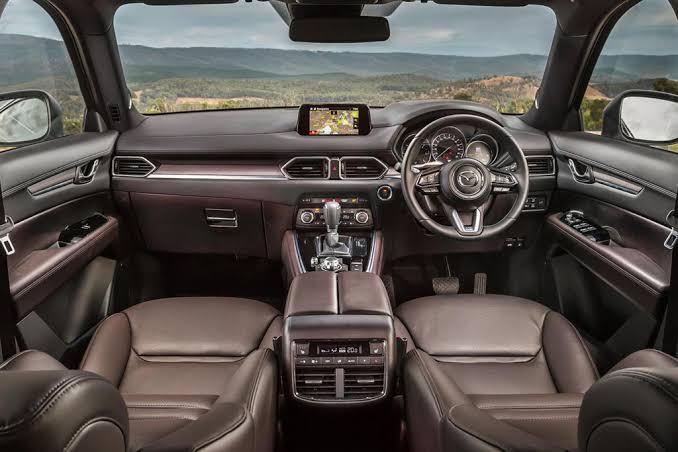 รีวิวรถใหม่ : ภายใน All-New Mazda CX-8 พรีเมียม 3-Row Crossover SUV
