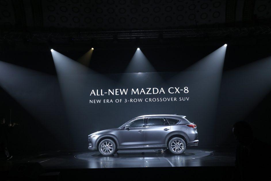 2. ข่าวรถวันนี้ : มาสด้าเปิดตัว All-New Mazda CX-8