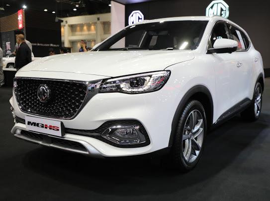 ข่าวรถวันนี้ :เอ็มจี โชว์ยนตรกรรมและข้อเสนอสุดพิเศษในงาน Motor Expo 2019 7.