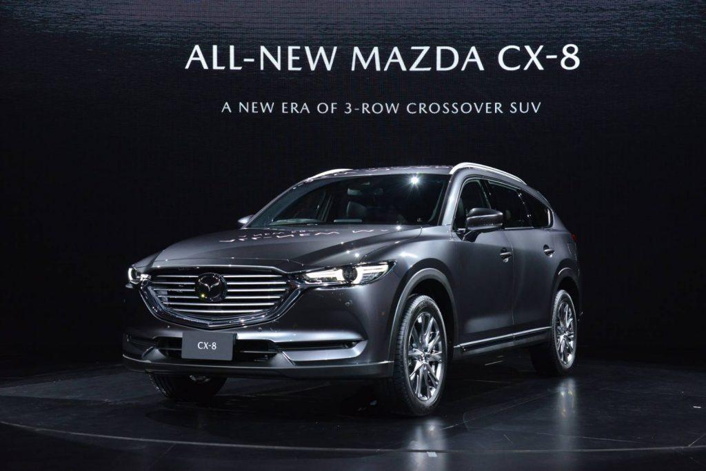 รีวิวรถใหม่ : All-New Mazda CX-8 พรีเมียม 3-Row Crossover SUV