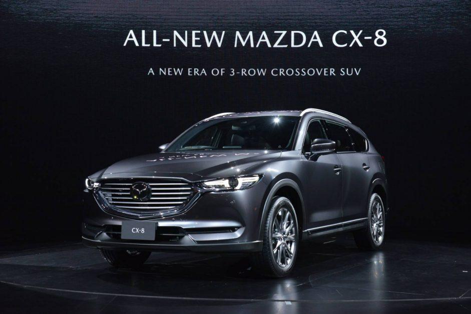 รีวิวรถใหม่2019  :  All-New Mazda CX-8