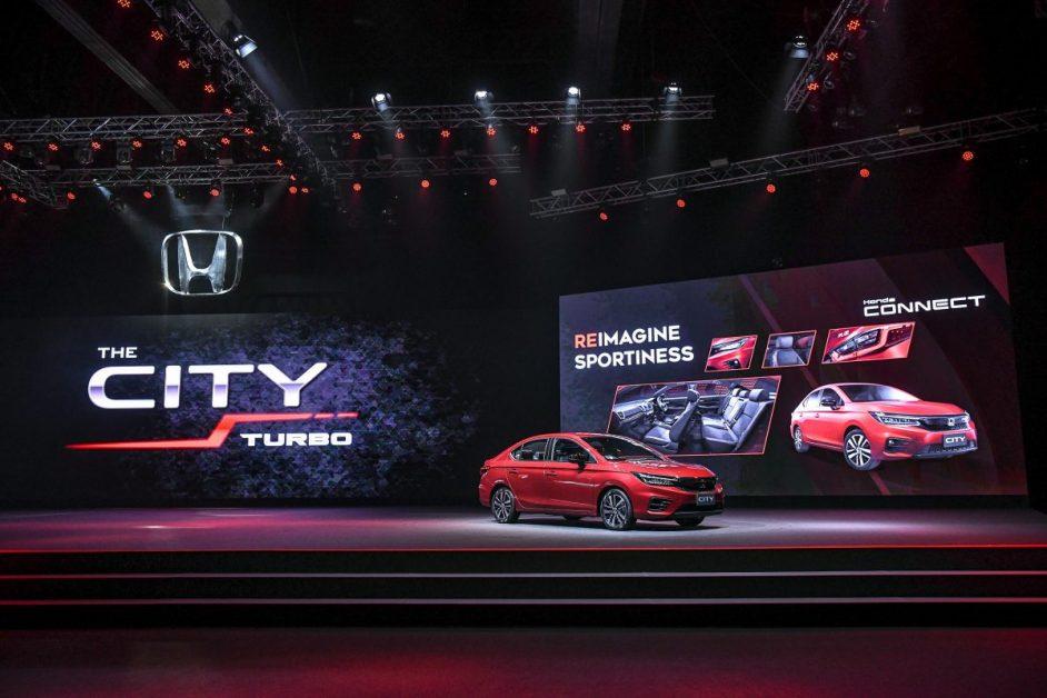 3. รีวิวรถใหม่ 2019 : ฮอนด้า ซิตี้ใหม่ เจเนอเรชันที่ 5 ขุมพลัง 1.0 ลิตร VTEC TURBO 122 แรงม้า