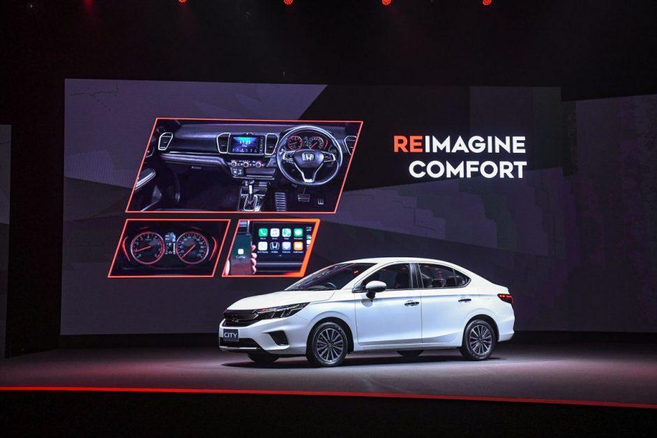 6. รีวิวรถใหม่ 2019 : ฮอนด้า ซิตี้ใหม่ เจเนอเรชันที่ 5 ขุมพลัง 1.0 ลิตร VTEC TURBO 122 แรงม้า
