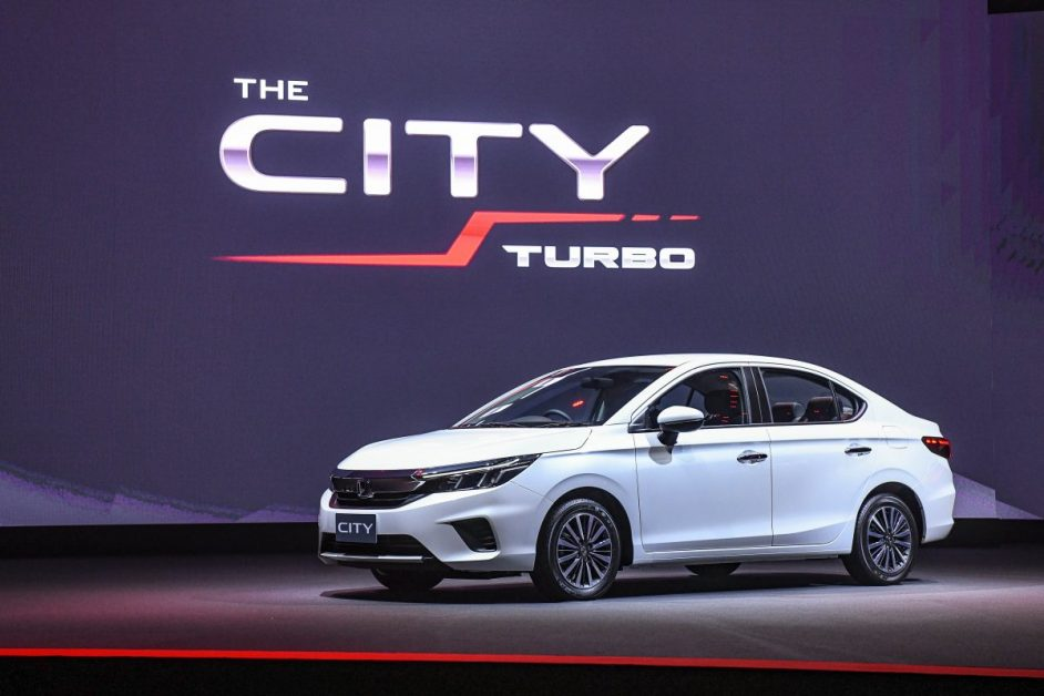 4. รีวิวรถใหม่ 2019 : ฮอนด้า ซิตี้ใหม่ เจเนอเรชันที่ 5 ขุมพลัง 1.0 ลิตร VTEC TURBO 122 แรงม้า