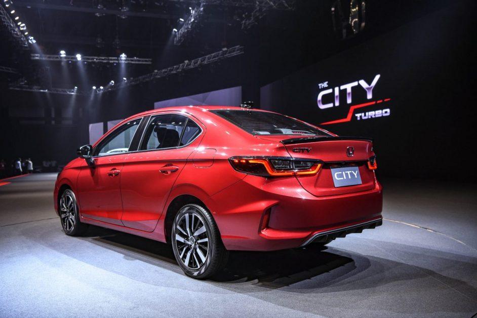 2. รีวิวรถใหม่ 2019 : ฮอนด้า ซิตี้ใหม่ เจเนอเรชันที่ 5 ขุมพลัง 1.0 ลิตร VTEC TURBO 122 แรงม้า