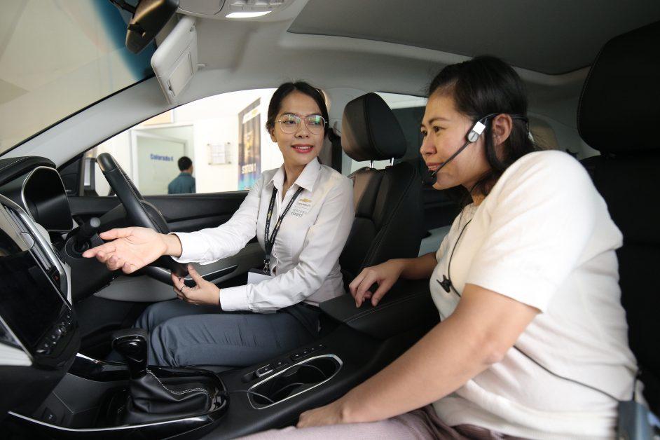 4. ข่าวรถวันนี้ : เชฟโรเลต แข่งขันวัดทักษะพนักงาน เสริมทักษะ ยกระดับการบริการ