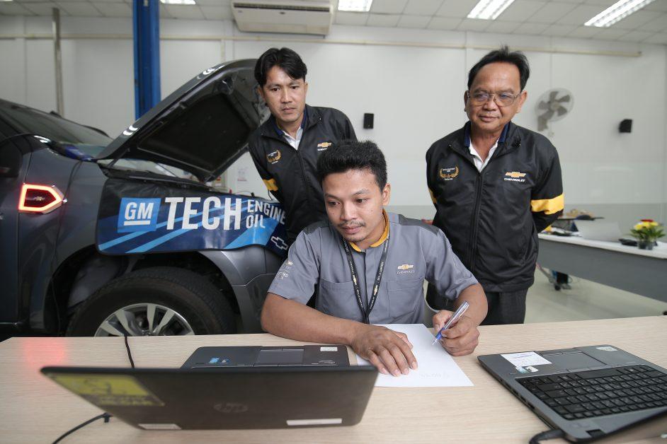 5. ข่าวรถวันนี้ : เชฟโรเลต แข่งขันวัดทักษะพนักงาน เสริมทักษะ ยกระดับการบริการ
