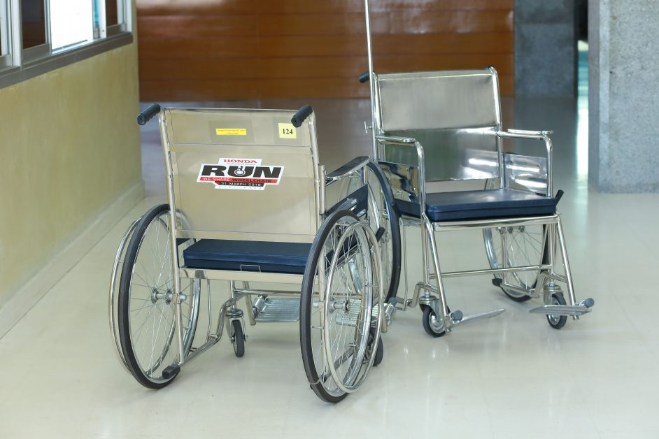 1. ข่าวรถวันนี้ : ฮอนด้า ส่งมอบเครื่องมือและอุปกรณ์การแพทย์ รวมมูลค่า 1 ล้านบาท