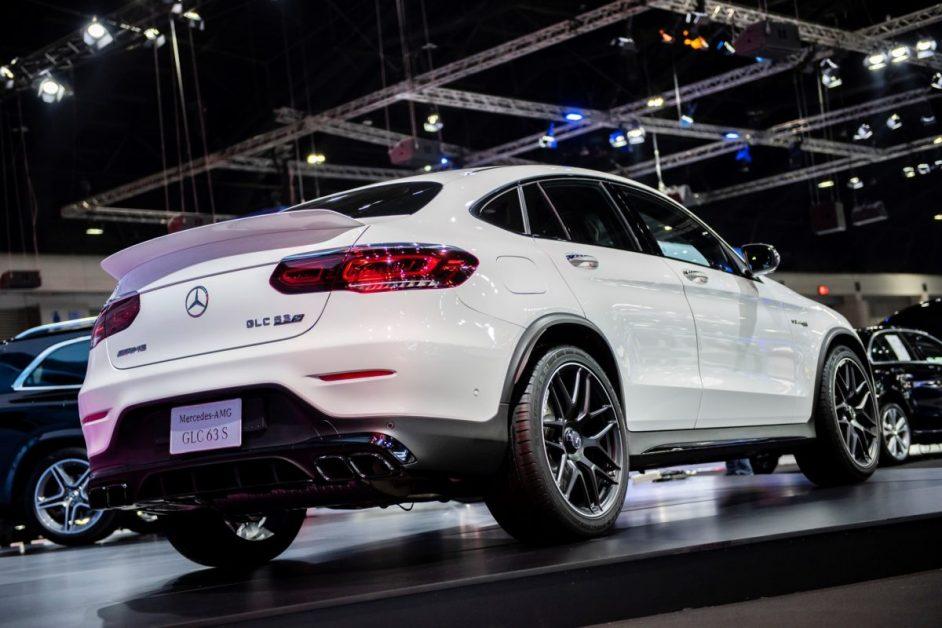 รีวิวรถใหม่2019 : Mercedes-AMG GLC 63 S 4MATIC+ Coupé ราคา 10,790,000 บาท