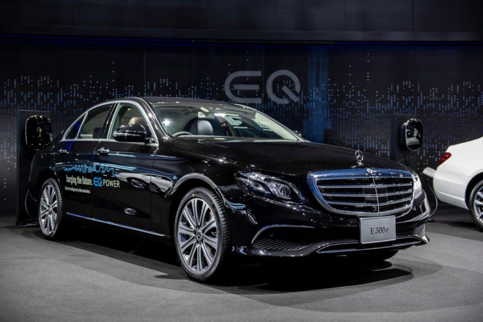 รีวิวรถใหม่ 2019 : Mercedes-Benz E 300 e รุ่นประกอบในประเทศ