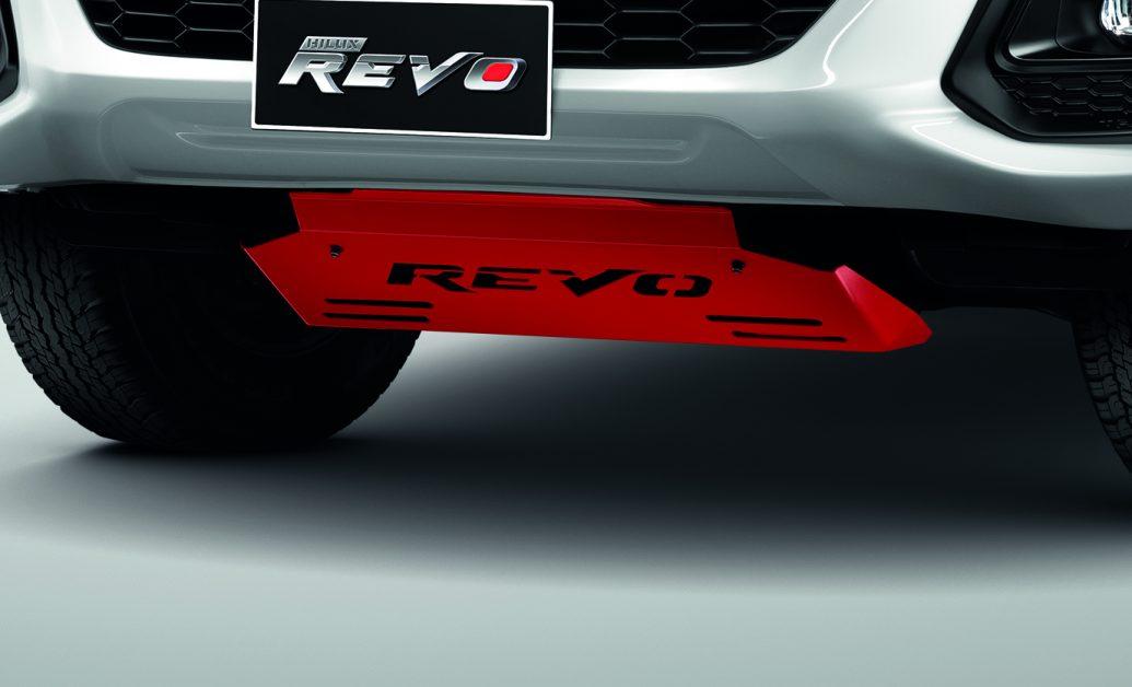 5. รีวิวรถใหม่ 2019 : โตโยต้า ไฮลักซ์ รีโว่ พันธุ์แรง 204 แรงม้า 518 นิวตัน-เมตร