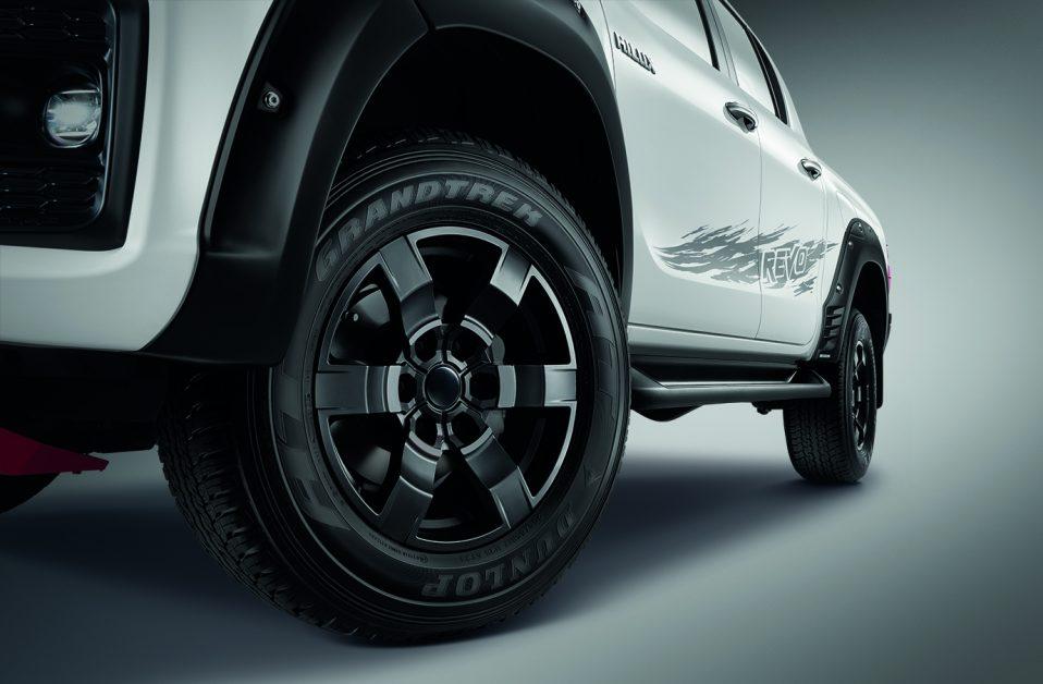 4. รีวิวรถใหม่ 2019 : โตโยต้า ไฮลักซ์ รีโว่ พันธุ์แรง 204 แรงม้า 518 นิวตัน-เมตร
