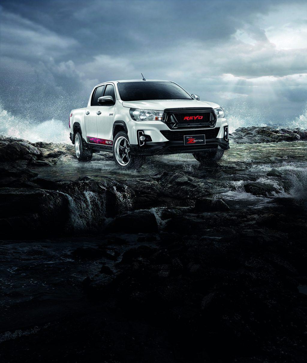 รีวิวรถใหม่ 2019 : โตโยต้า ไฮลักซ์ รีโว่ พันธุ์แรง 204 แรงม้า 518 นิวตัน-เมตร
