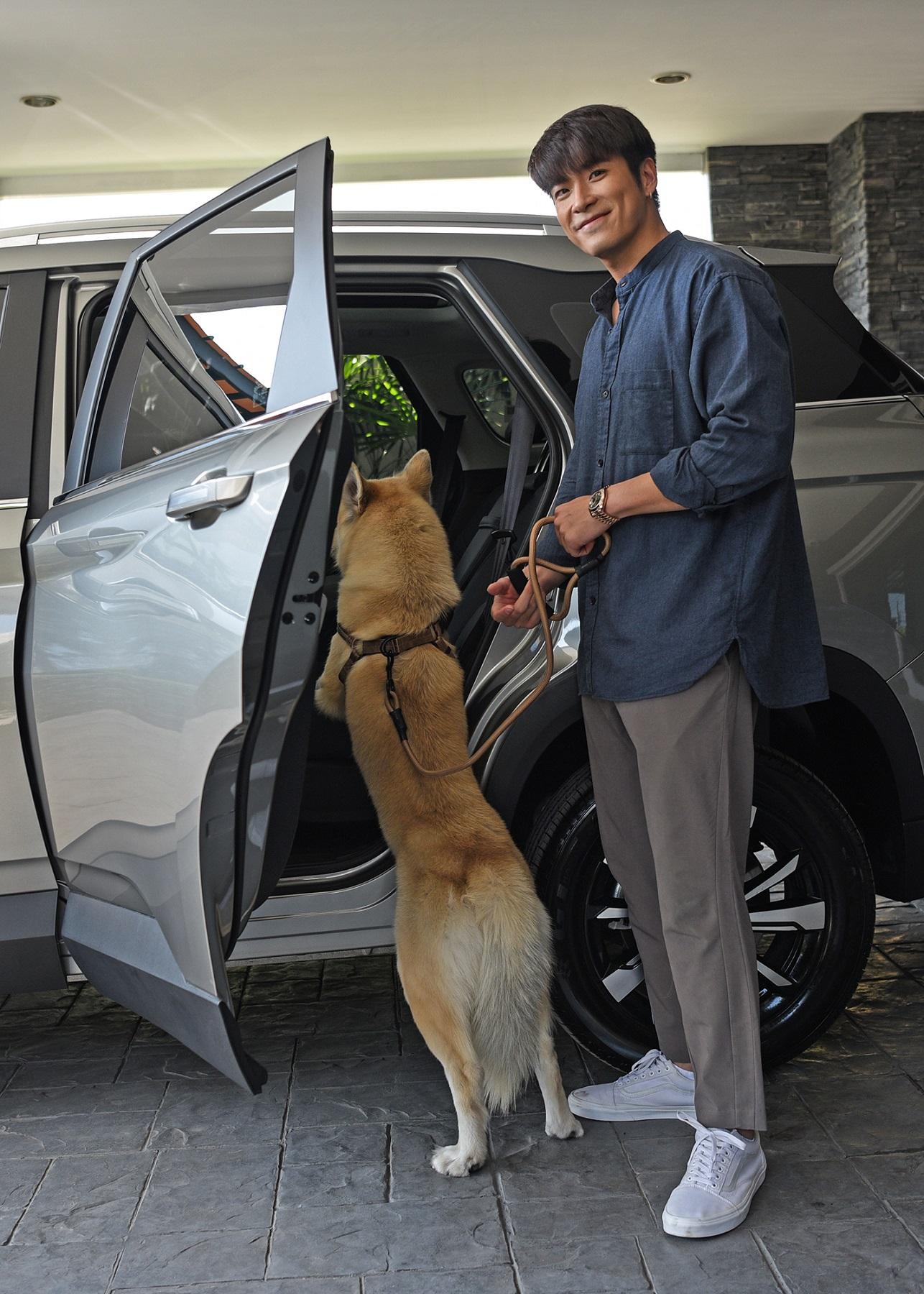 ข่าวรถวันนี้ : เชฟโรเลต แนะเคล็ดลับนำสัตว์เลี้ยงท่องเที่ยวอย่างปลอดภัย