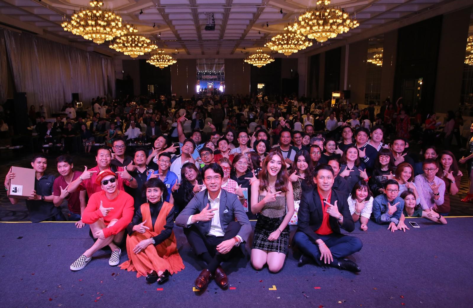 """ข่าวรถวันนี้ : อีซูซุจัดงาน """"Isuzu Infinite World Night Party...คืนพลิกโลก"""" ปาร์ตี้สุดมันขอบคุณสื่อมวลชน"""