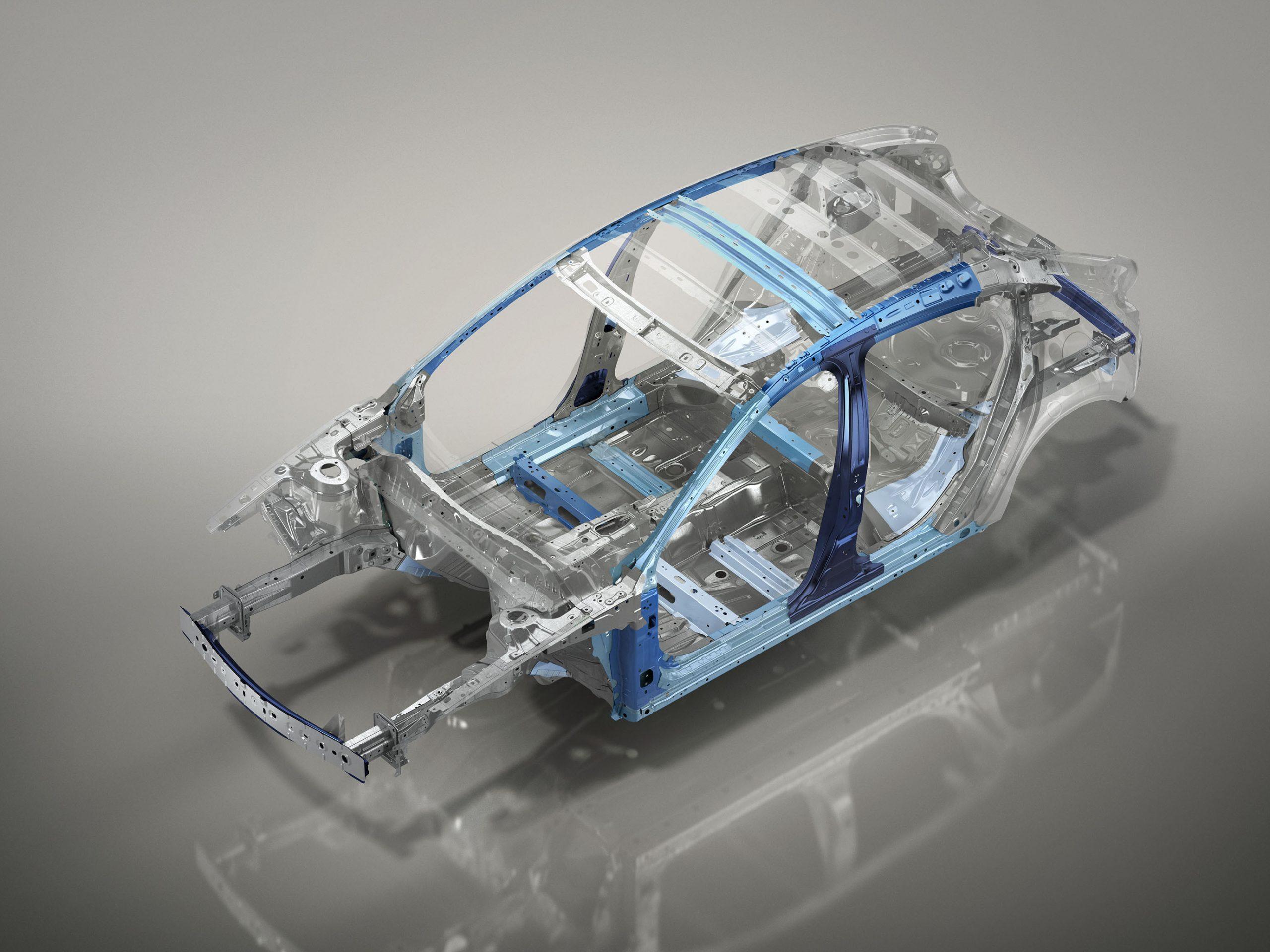 ข่าวรถวันนี้ : ใกล้คลอด!! มาสด้า CX-30 การันตี โครงสร้างตัวถังใหม่ ปลอดภัยระดับโลก