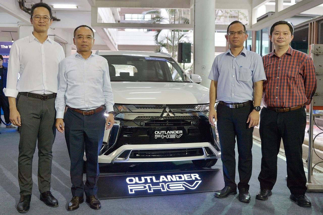 ข่าวรถวันนี้ : มิตซูบิชิ มอเตอร์ส ประเทศไทย เผยแพร่เทคโนโลยี เดนโด ไดร์ฟ เฮ้าส์ แก่นิสิตนักศึกษา