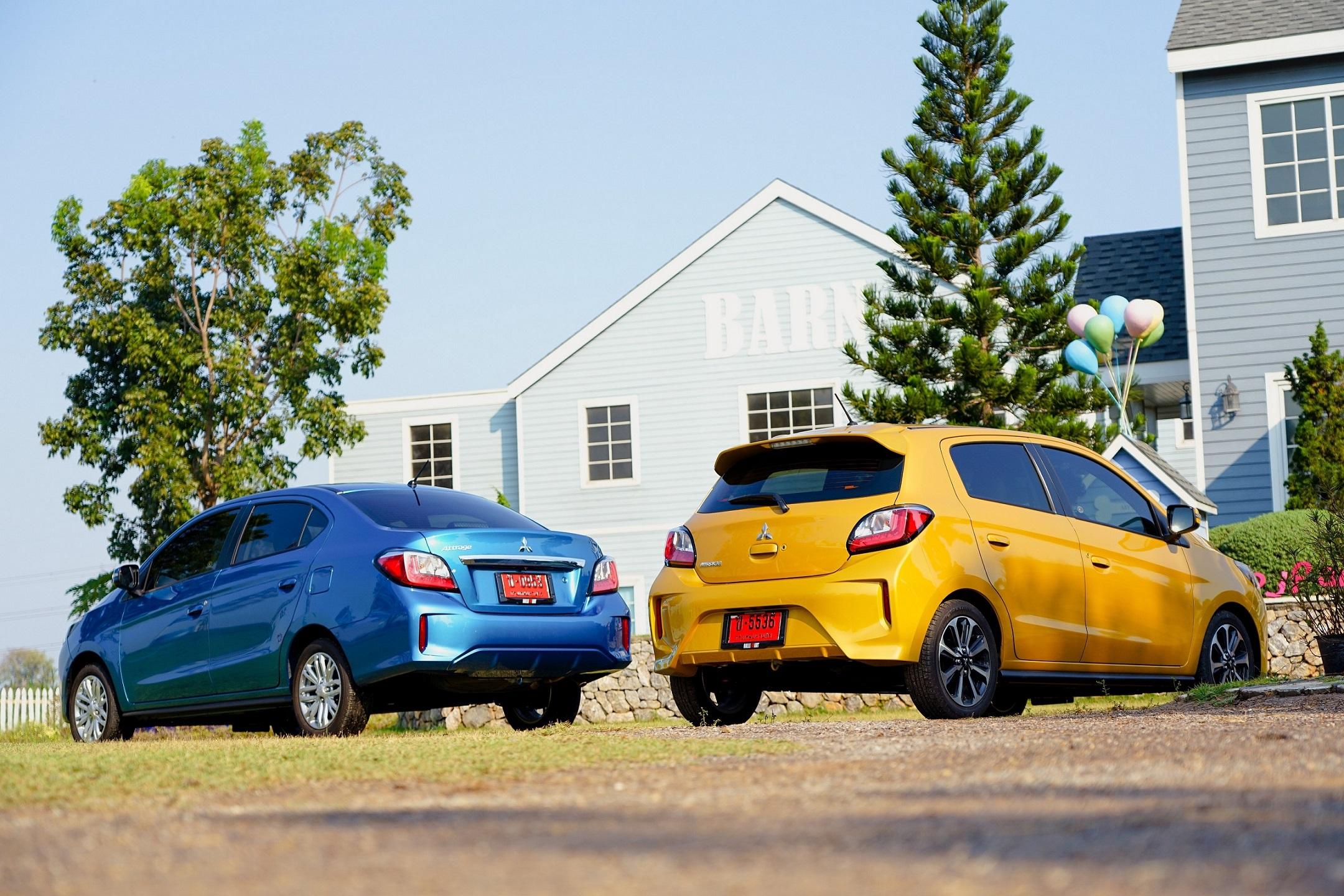 3.ข่าวรถวันนี้ : มิตซูบิชิ แนะนำทริคเลือกซื้อรถคันแรก.!!.