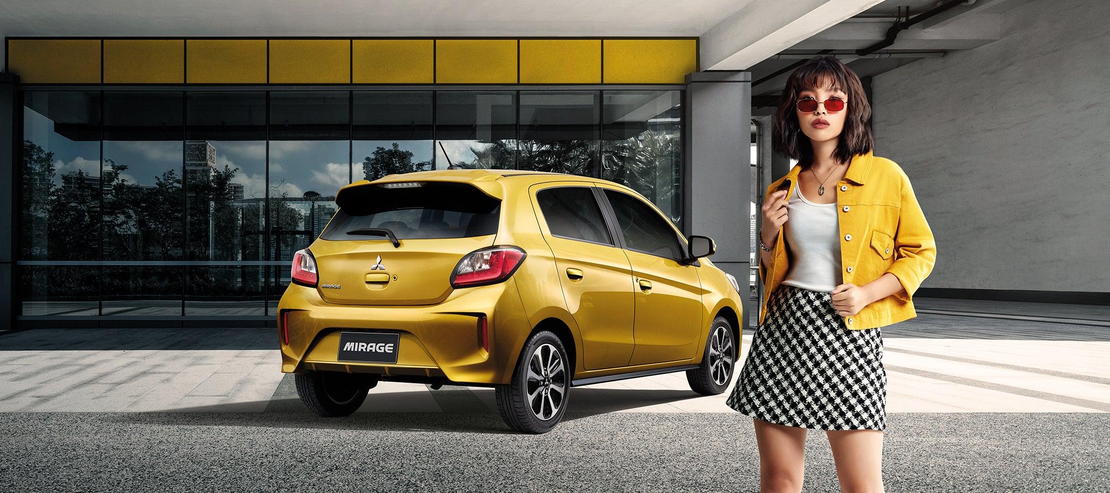 6. ข่าวรถวันนี้ : มิตซูบิชิ แนะนำทริคเลือกซื้อรถคันแรก.!!.
