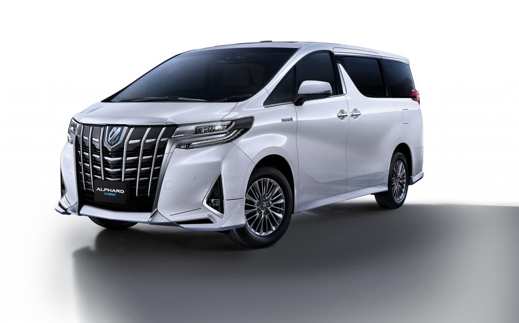 """รีวิวรถใหม่2020 : โตโยต้า แนะนำยนตรกรรมระดับผู้นำ """"อัลฟาร์ดและเวลไฟร์ รุ่นปรับปรุงใหม่ 2020"""""""