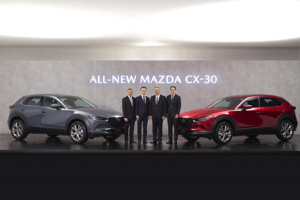 รีวิวรถใหม่2020 : ALL-NEW MAZDA CX-30 เปิดตัวแล้ววันนี้!!