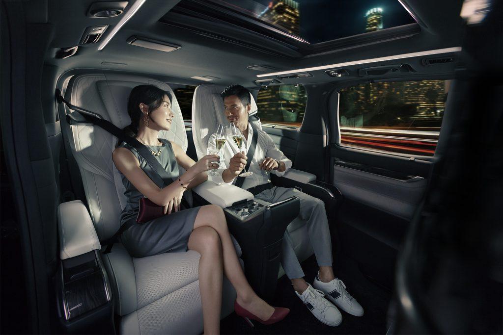รีวิวรถใหม่ 2020 : เล็กซัส แอลเอ็ม ลักซ์ชัวรี่แวนสุดหรู