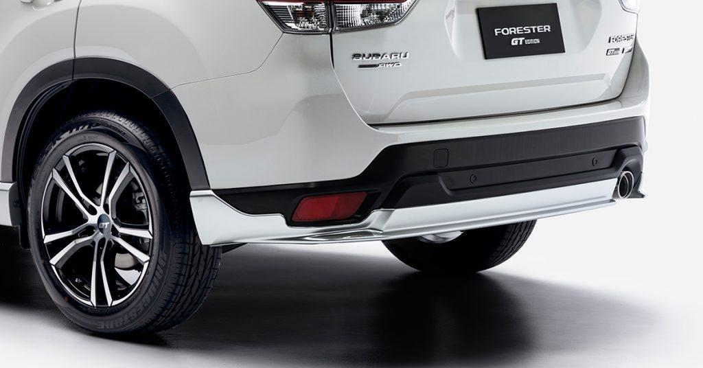 รีวิวรถใหม่2020 : New Subaru Forester GT Edition l Beyond the Extraordinary ชุดแต่งดีไซน์พิเศษโดยเฉพาะสำหรับทวีปเอเชีย เปิดตัวแล้วในประเทศไทย