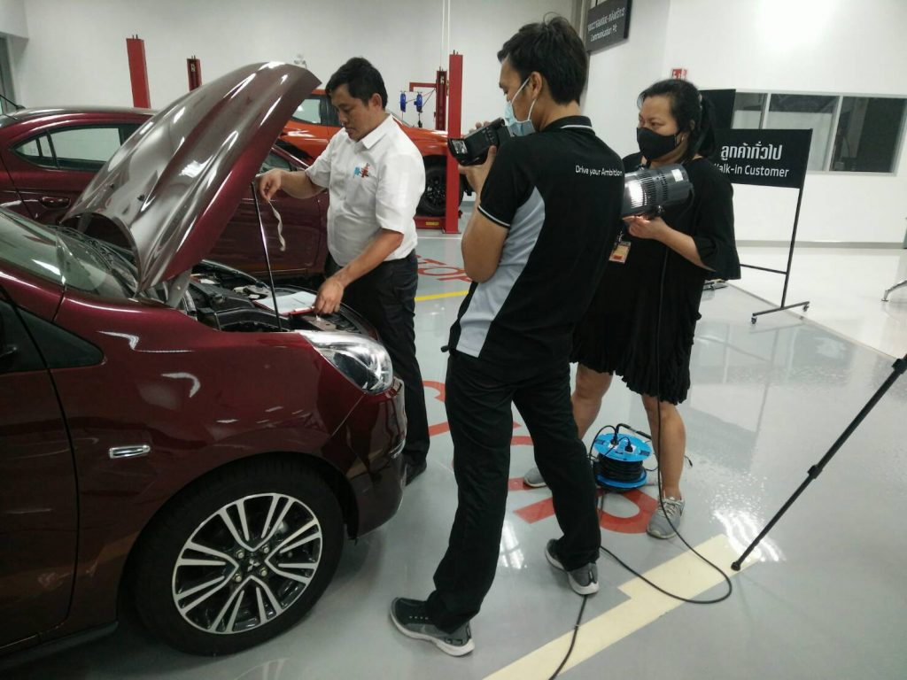ข่าวรถวันนี้ : มิตซูบิชิ มอเตอร์ส ประเทศไทย พัฒนาบุคลากรอย่างต่อเนื่อง ด้วยระบบการฝึกอบรมทางไกล