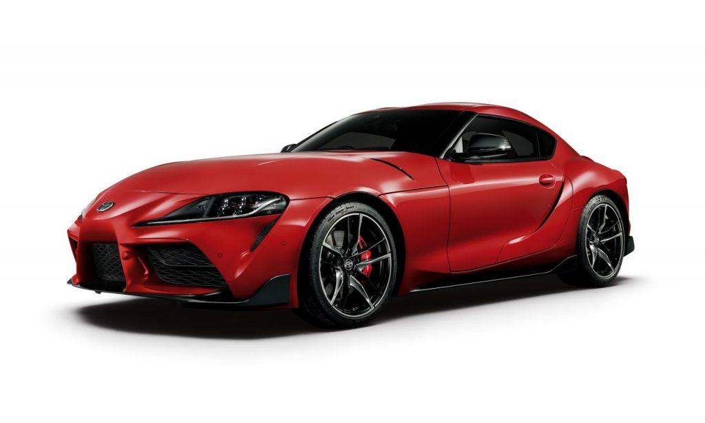 รีวิวรถ 2020 : Toyota GR Supra 2020 Edition