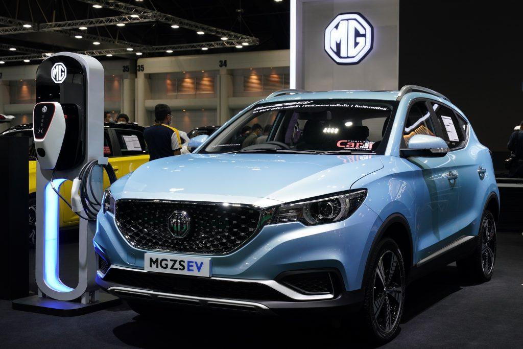 ข่าวรถวันนี้ : เอ็มจี รับกระแส NEW NORMAL จัดข้อเสนอสุดพิเศษใน Motor Show 2020 #MGZSEV