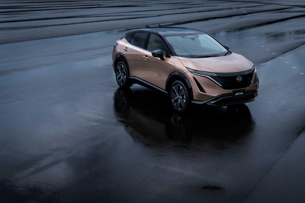 ข่าวรถวันนี้ : นิสสัน เปิดตัว อริยะ รถยนต์ไฟฟ้า 100% ครอสโอเวอร์ รถยนต์ไฟฟ้าใหม่ที่มอบความตื่นเต้นในการขับขี่ ความมั่นใจ ความสะดวกสบาย มาพร้อมเทคโนโลยีการเชื่อมต่อ