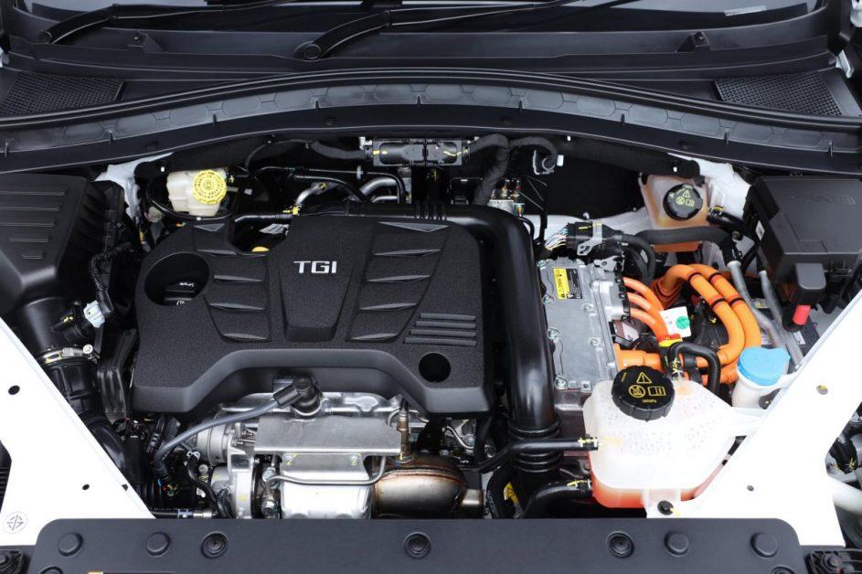 ข่าวรถวันนี้ : NEW MG HS PHEV ไฮบริดเสียบปลั๊ก
